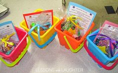 Lessons with Laughter: End of the Year Gifts & a Freebie