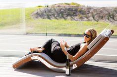 Стильные решения для отдыха на свежем воздухе от компании Lujo