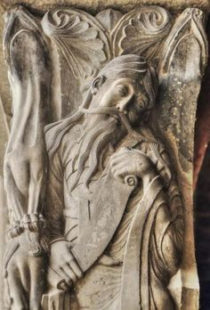 Relief Sculpture From The Ambulatory Of Saint Sernin