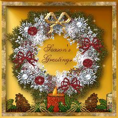 10 festive seasons greetings and Christmas gifs to elebrate Christmas. Merry Christmas Quotes, Merry Christmas Greetings, Christmas Pictures, Winter Christmas, Christmas Themes, Christmas Glitter, Gifs, Holiday Cards, Christmas Cards