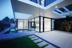 Kew Home Renovation by Canny Design | http://www.caandesign.com/kew-home-renovation-by-canny-design/