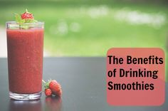 Smoothies are a great alternative for people who don't have time to prepare all three meals of the day. Replacing a meal with a liquid can improve your digestive system as well as your overall health. You can add vitamins and minerals you don't normally choose, thus providing proper nutrition to your body. The natural... Read More