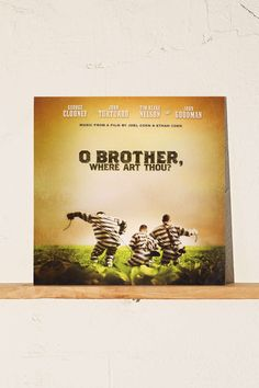 Various Artists - O Brother, Where Art Thou Soundtrack LP