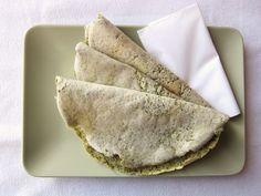 Mung bean Tortillas