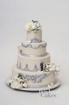 Wedding Cake Crush: Ron Ben-Isreal | OneWed