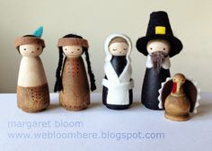 MATERIALS REQUIRED  -- Peg Dolls ( click here  for a list of shops where peg dolls may be purchased)   -- Brown, black, white, yellow ...
