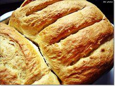 Pão caseiro quentinho...