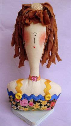 Busto by Minerva *Arte dos Sonhos*, via Flickr