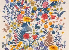 gocken jobs design #gockenjobs #printandpattern #flowers