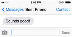 The poop text: | 11 Texts You Send Your Best Friend Vs. What They Actually Mean