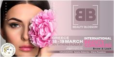 Beauty Blossom Congress Athens | Brow & Lash Congress | Συνέδριο για τους επαγγελματίες του Ημιμονιμου Μακιγιάζ και των extension βλεφαριδων Αθήνα Athens, Brows, Social Media, Beauty, Eyebrows, Eye Brows, Social Networks, Beauty Illustration, Athens Greece