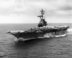 USS Oriskany never achieved much fame during active service. However, .......