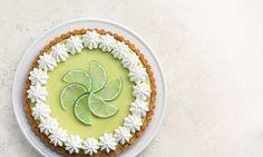 Receita de Cheesecake de limão - Torta doce - Dificuldade: Médio - Calorias: 131 por fatia