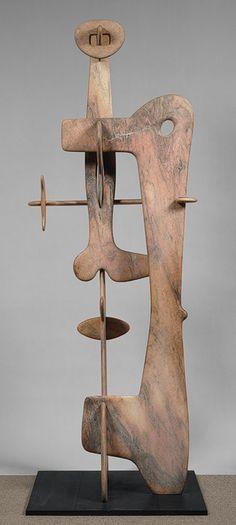 Isamu Noguchi: Κούρος (53.87ai) | Heilbrunn Χρονολόγιο της Ιστορίας της Τέχνης | Το Metropolitan Museum of Art