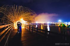 Prewedding Dendy & Regina di Ancol - Colorful PhotoCinema