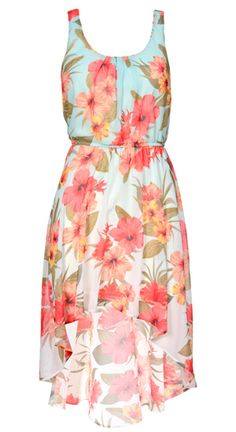 Summery dress from dynamite