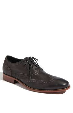 Cole Haan 'Air Colton' Wingtip Oxford available at #Nordstrom $198