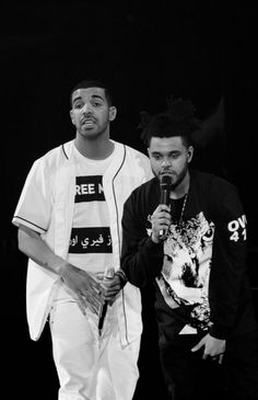 Drake - Abel Tesfaye aka The Weekend -OVOXO