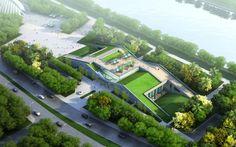 Yongjiang Tennis Club / Zhang Jingang