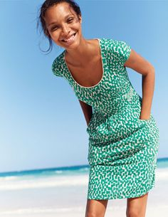I've+spotted+this+@BodenClothing+Casual+Weekend+Dress+.another great dress for casual outings...love a Boden.
