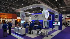 CSE Education stand at the BETT Show 2015