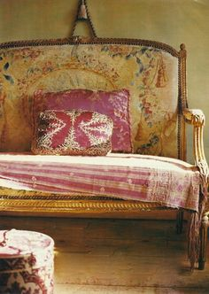 French settee That Inspirational Girl
