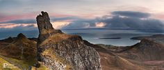 View from Quiraing - Another shot from my recent trip to Isle of Skye.