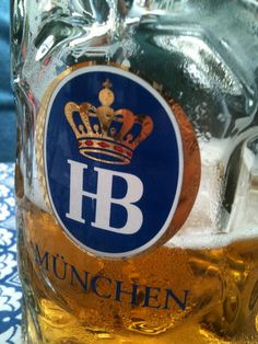 Hofbrau Haus, Munich - Touristy, yes, but still one of the best beer experiences!