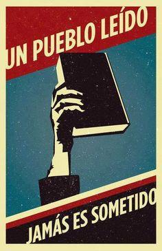 Un pueblo leído