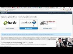 Como Crear Correo electrónico con mi dominio - YouTube