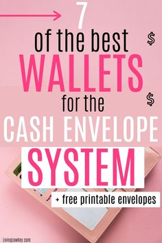 7 wallets that are perfect for the cash envelope system. If you are looking to perfect the envelope system make sure to use one of the budget wallets. #budgetwallet #cashenvelopewallets #cashbudgetwallet #daveramseywallet #cashenvelopesystem Saving Money Quotes, Best Money Saving Tips, Money Tips, Envelope Budget System, Cash Envelope System, Budget Envelopes, Cash Envelopes, Budgeting System, Budgeting Finances