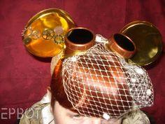 steampunk mickey ears