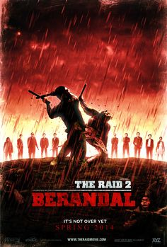 The Raid 2: Berandal Poster (2014) by CAMW1N.deviantart.com on @deviantART