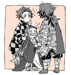 Read Kimetsu No Yaiba / Demon slayer full Manga chapters in English online! Anime Meme, Manga Anime, Anime Ai, Blue Exorcist, Character Art, Character Design, Inu Yasha, Slayer Meme, Familia Anime