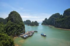 Ha Long Bay, Vietnam - Izzet Keribar/Getty Images