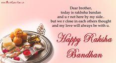 Happy Raksha Bandhan Quotes For Special Brother Happy Raksha Bandhan Quotes, Happy Raksha Bandhan Images, Raksha Bandhan Cards, Raksha Bandhan Wishes, Hindi Quotes, Qoutes, Life Quotes, Rakhi Message, Rakhi Quotes