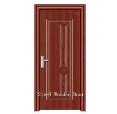 Cheap Pvc Bathroom Door Price Interior Door With Frosted Glass - Pvc bathroom doors