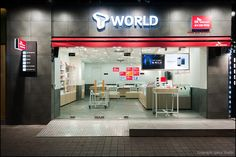 Entrance @Tworld 성동지점