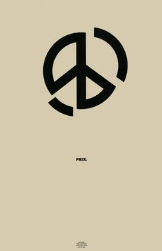 Let peace come together as it should and it will for love itself