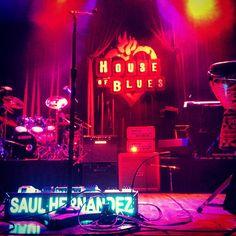 #caifanes (at House of Blues Houston)
