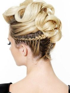 messy hairstyles for medium hair