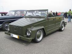 VW Typ 181 1969