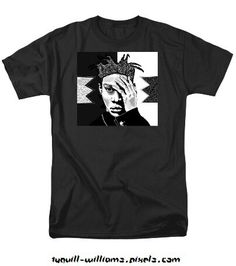 Brannew SAMO-rai T shirts available for purchase at (Tyquill-williams.pixels.com) #Brannew