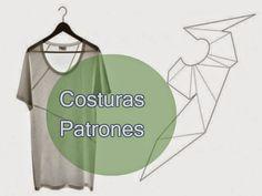Ideas para el hogar: Remera molde de costura