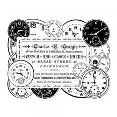 Crafty Individuals - clocks