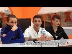 Verdiana, Moreno e Greta di Amici 2013 intervistati da mediaComunicazione