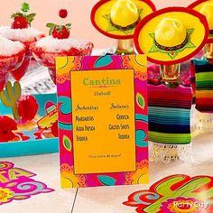 mexican party supplies - Buscar con Google
