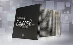 Samsung presenta el procesador de Galaxy S7