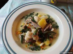 Tárkonyos bárányragu leves | Tétova ínyenc Ramen, Soup, Japanese, Ethnic Recipes, Japanese Language, Soups