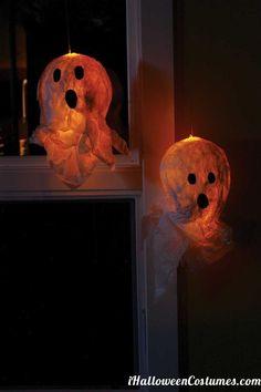 ghosts decor for Halloween - Halloween Costumes 2013